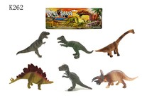 Children Play Dinosaur Game Plastic Dinosaur For Kid