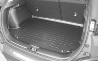 BOOT LINER PLUS ANTI-SLIP MAT