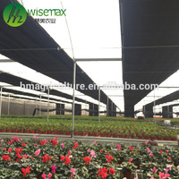Hot sale plastic fully automated blackout greenhouse in America