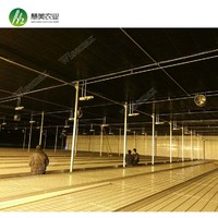 2018 Hot sale high quality greenhouse ebb and flood farm seed bench