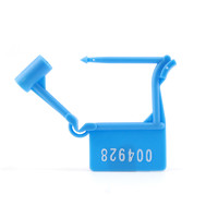 Numbered Security Padlock Seal Tamper Evident Tag (SL-09E)