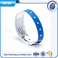 One Time Use Paper RFID Wristband