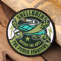 Custom Made Patches | Shellbachs Custom Made Patches