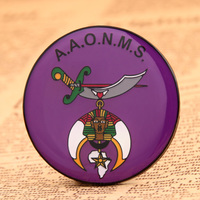 Oath Custom Lapel Pins