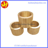 Top Selling Customisable OEM High Hardness Casting Bronze Bushing