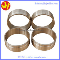 Fine Finished Bronze Excavator Pin Bushing PC200 PC300 PC400