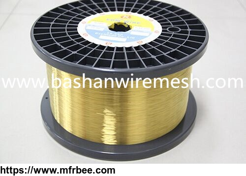 CuZn37 EDM wire brass wire for CNC machine Agi Charmilles Bashan Manufacturer