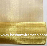 brass copper grid wire mesh, brass copper grid filter screen cloth for screen/filter