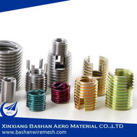 Xinxiang wire screw sets wire thread insert helicoils threaded insert