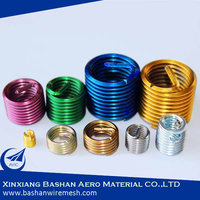 China Wire Thread Insert Bashan supplier M2 to M60 303 self tapping inserts Screw Thread coils