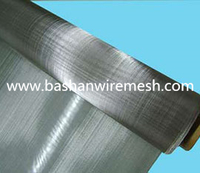 BaShan Stainless Steel Wire Mesh/ss wire mesh for  filter,3~635mesh