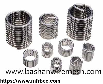 2017_hot_selling_products_more_colour_stainless_steel_wire_thread_insert