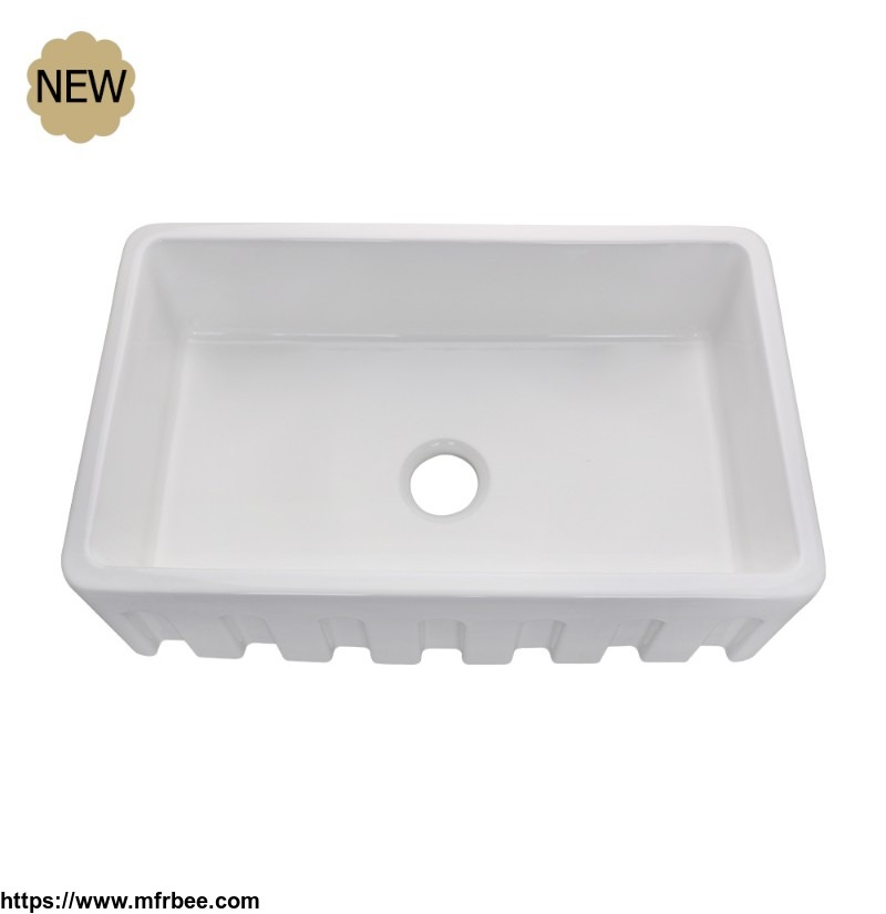 large_33_inch_single_kitchen_porcelain_sink