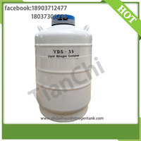 35L Cryogenic Container Price In China
