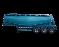 more images of hot sell V shape 30cbm Dry Bulk Tanker with tri-axle