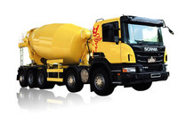 Manufacturer directly supply durable 10cbm Concrete Mixer Body