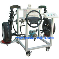 Power Steering System Test Bench Technical Training Equipment