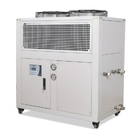 Box Electric Water Cooling System Air Cooled Chiller for Pool