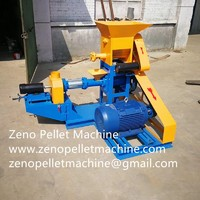 Small fish feed making machine