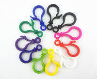 Various color plastic Swivel snap hook