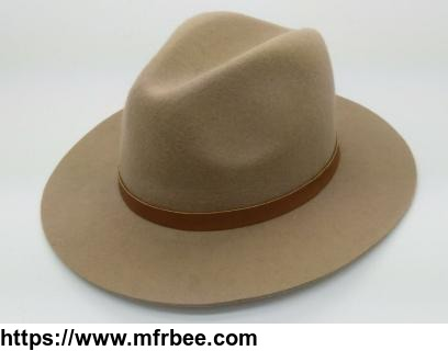 wholesale_wool_felt_hats_for_women_lady_custom_homburg
