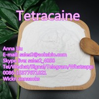 Tetracaine,Tetracaine powder,Tetracaine price,Tetracaine factory,Tetracaine manufacturer,sales2@aoksbio.com,Whatsapp/Signal:0086-15377671821
