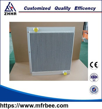 heat_exchanger_with_plate_fin_consture