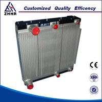 heat exchanger composite heat exchanger