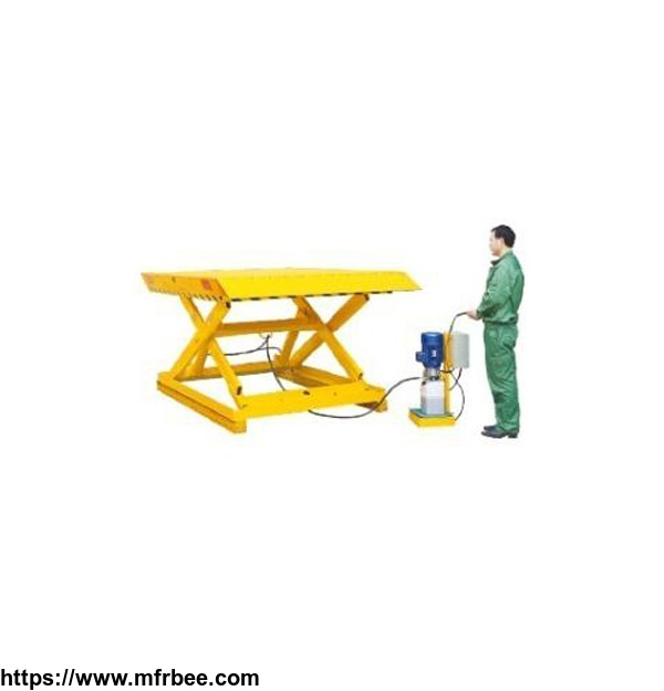 stationary_lift_table