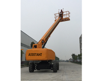 Telescopic Man lift 20-22M