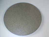 Hydrogen fuel cell titanium filter plate