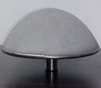 Titanium aeration head