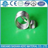 xinxiang  bashan  DIN 8140 Wire Thread Inserts/ Screw Insert