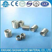 High Strength Standard UNC Wire thread inserts by xinxiang bashan