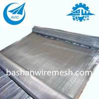 high sale 200 mesh stainless steel screen mesh weave wire mesh by bashan