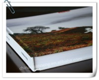 Magazine Saddle Stitching Binding Printing