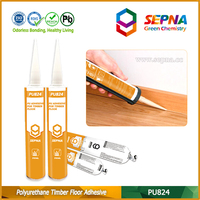 Sepna® Brand Timber Floor Bonding Sealing Polyurethane Sealant PU824