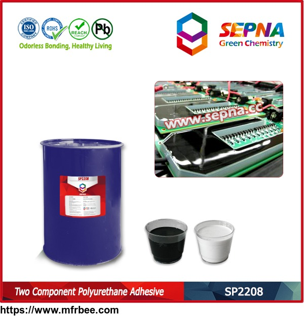 Sepna® Brand Two-Part RTV Polyurethane Potting Compound for electronics SP2208