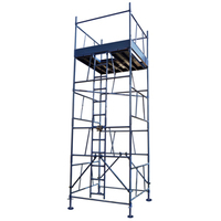Self-lock Scaffolding Towers