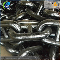 IACS Certificate Welded Stud Marine Ship Anchor Chains Manufacturer