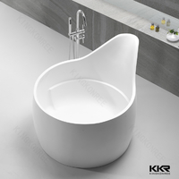 2017 new arrival New design indoor soaking bathtub