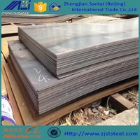 Steel Plate Q345b SS400 black ms carbon sheet