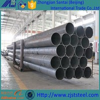 Spiral welded steel pipe erw steel pipe and tube