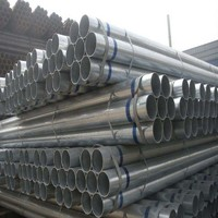 steel structure galvanized steel pipe manufacturers china