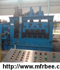 Leveller for ERW Tube mill