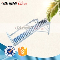 High quality Heat pipe vacuuum tubes for solar thermal collector