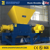 circuit board two shaft shredder machine