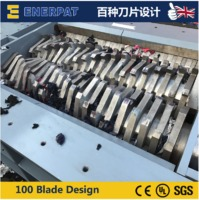 China circuit board shredder for sale