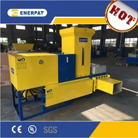 wood shavings bagging baler machine for sale
