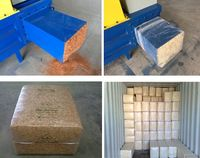 wood shavings bagging baler for sale bagging machine for sale